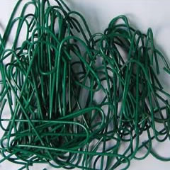 Green Floral Wire