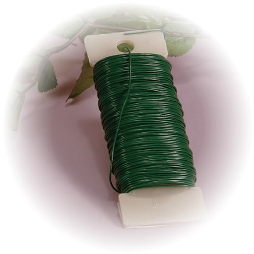 26 Gauge Wire >> Paddle Wire - Greenden Florist Wire Factory