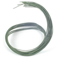 Paper Covered Wire - Green 26g